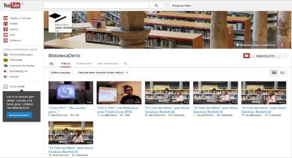 youtubebiblio