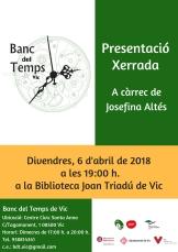 Xerrada-presentació BdtVic