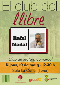 ClubDelLlibre_cartell