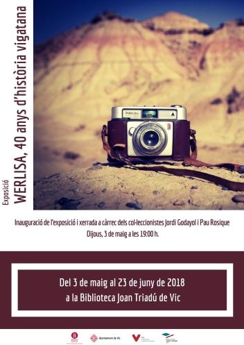 Exposició WERLISA