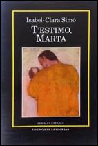 T'estimo, Marta d'Isabel-Clara Simó