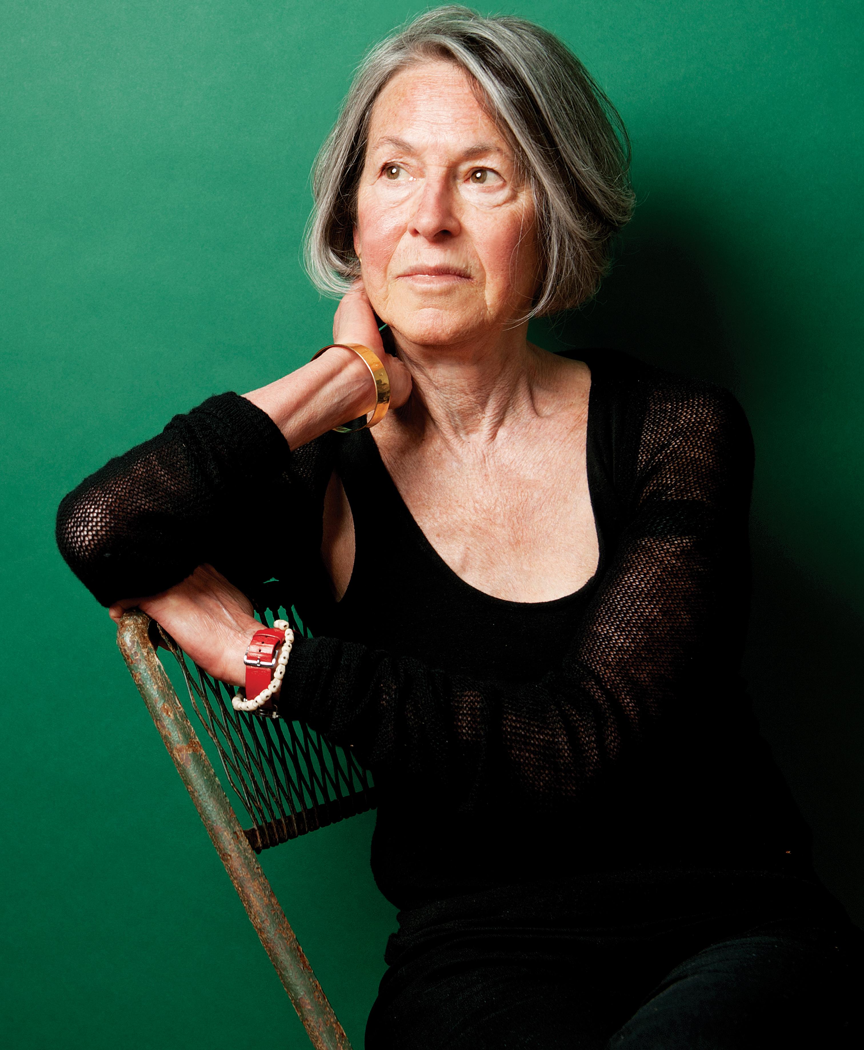Louise Glück, premi Nobel de literatura 2020