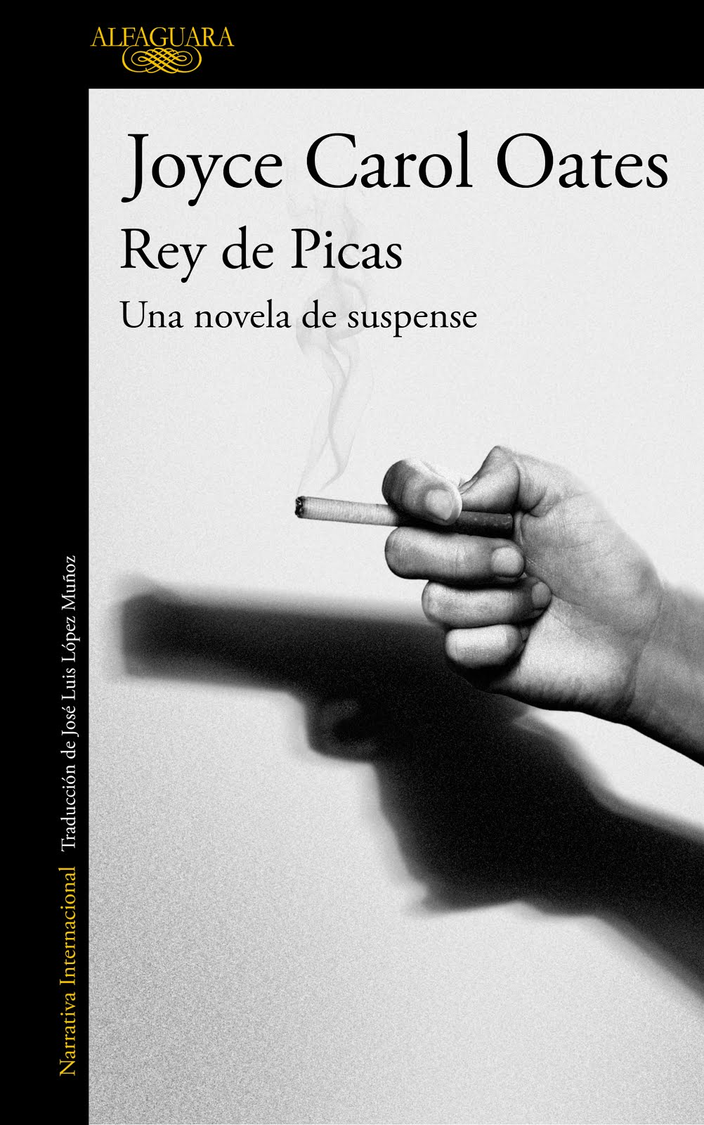Club de lectura de novel·la negra: Rey de picas de Joyce Carol Oates
